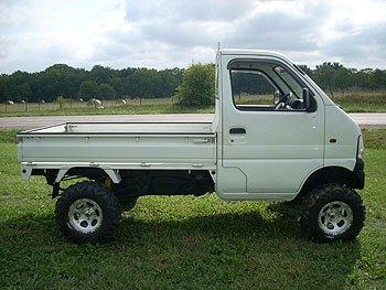 China truck mini