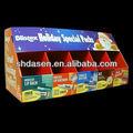 Caixa de papelão, Caixa de exposição de papel, Display de papelão caixas de fábrica