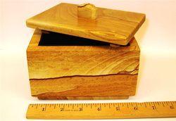 Sierra Stone jewelry box