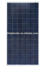 best price 240 watt photovoltaic solar panel high efficiency with TUV,CE,ISO,CEC
