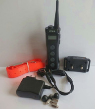 New Big LCD Display Waterproof Remote Training and Beeper Collar Pet Trainer Hunter Beeper