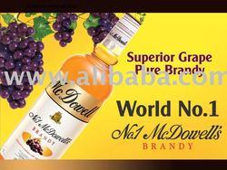 McDowell's No. 1 Brandy
