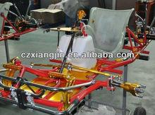 Low price /Anodized Color Optional/CNC go-kart parts