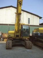 Used,PC210,PC210-6,Komatsu,Excavator