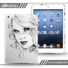 2013 custom no residue case for mini ipad
