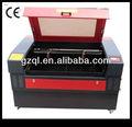 Made in china cabeças dobro ciclo da água pura- refrigeração co2 gravura do laser e máquina de corte com ce