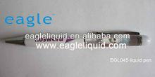 EGL045 printed PVC or resin 3D boat floater liquid pen