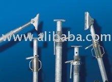 Scafom adjustable steel props