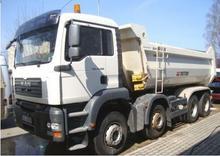 MAN TGA 41.400 truck