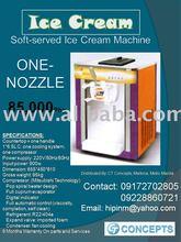 Soft Ice Cream maker Machine