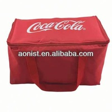 Promotional cool thermo insulated water bottle holder bag