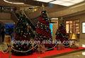 Gran árbol de navidad para exteriores