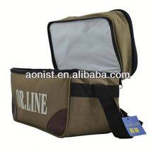 Promotional solar cooler bag