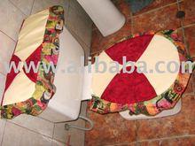 adorno para toilet