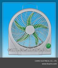 Popular model 10'' 12v solar panel fan