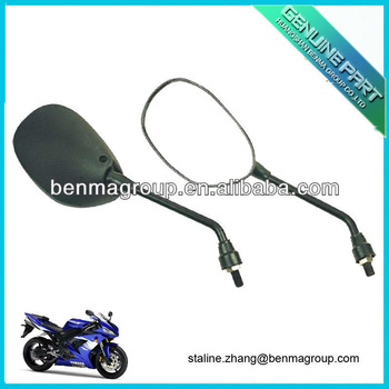 Motor body parts ,motorcycle EX5 rearview mirrors for wholesale with cheap price !