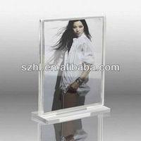 Wholesale acrylic picture photo display rack