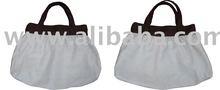 2in1 Ladies woven handbag