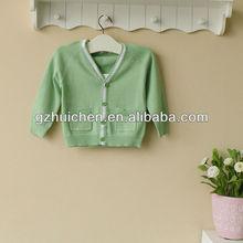 2013 baby wear 100% cotton boy cardigan