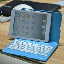 rotating cover wireless bluetooth keyboard for ipad mini