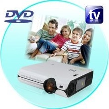 Multimedia Projector with DVD Player + TV + HDMI + Games