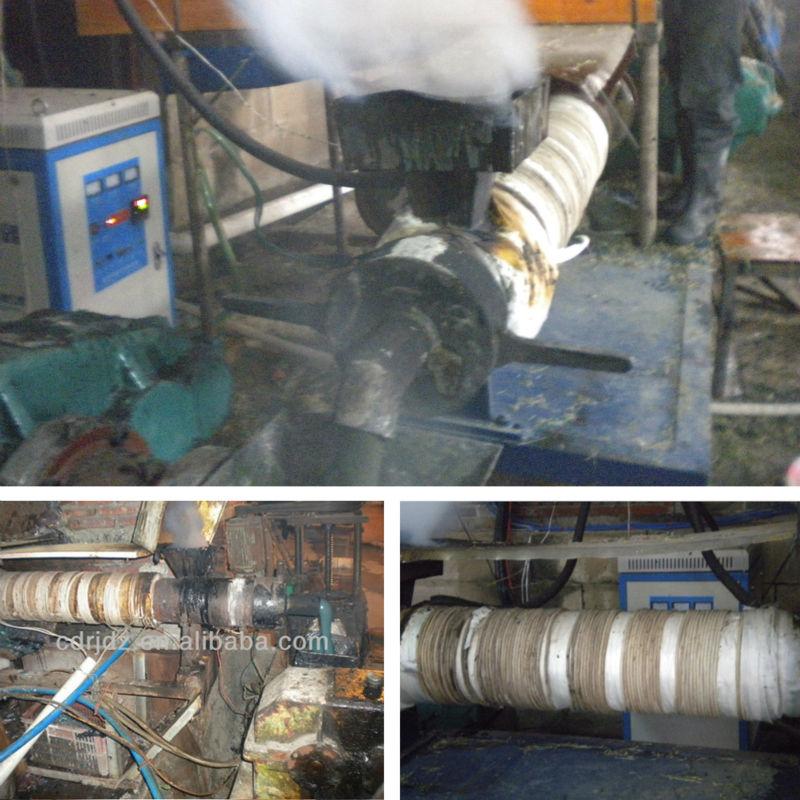 Máquina de aquecimento para injeção de plástico cilindros
