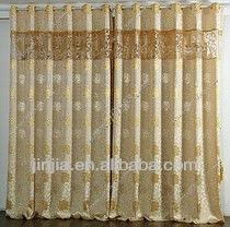 new fashion jacquard curtain fabric furniture