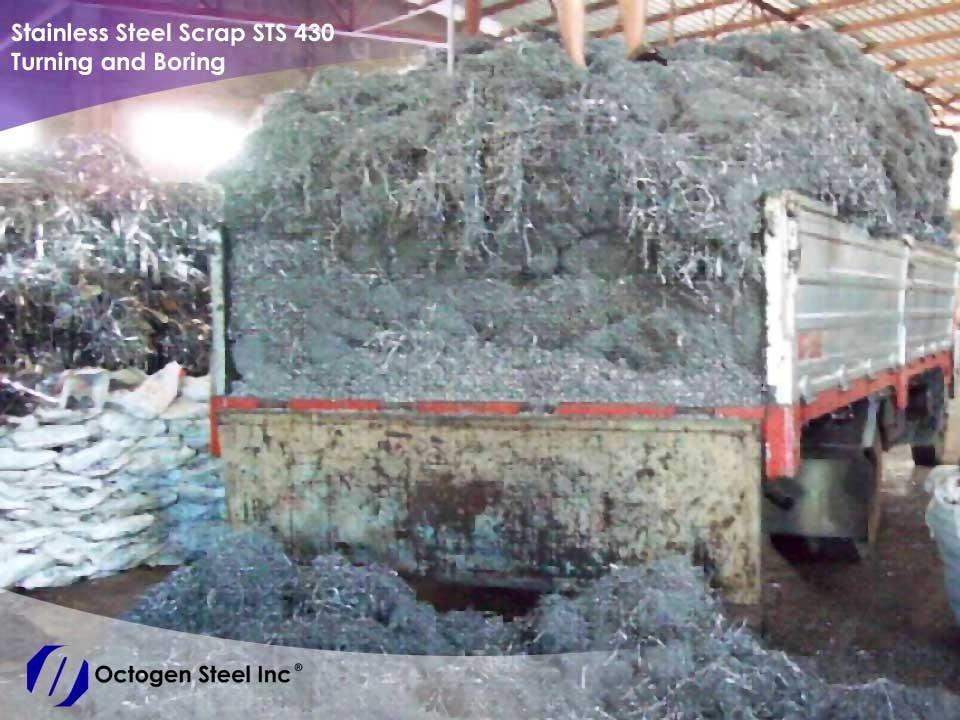Stainless Steel Scrap Stainless Steel Scrap Sts 430