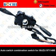 Car Combination Switch for ISUZU 9711495