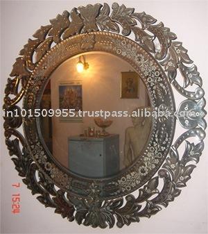 Miroir v nitien miroir id du produit 106438616 french for Miroir western