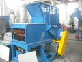 200-500kg de reciclaje de plástico trituradoras