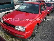 1996 Volkswagen GOLE Van LHD Used Cars
