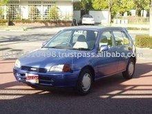 Japanese used cars 1996 TOYOTA Starlet 1.3F Ltd. 5doors RHD