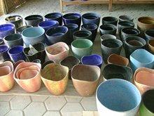 Glazed Ceramic Pottery
