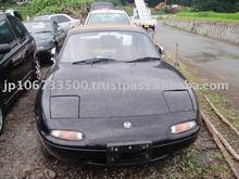 Used MAZDA Eunos roadster car