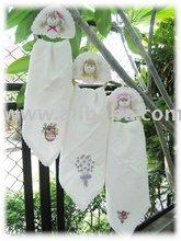 Kitchen Towel Tea Towel - White Angel