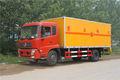 dongfeng material explosivo camión de transporte