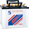 75D31R - car battery/lead acid dry charged battery