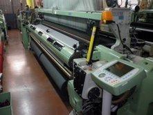 somet alpha textile machine
