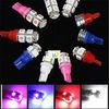 T10 5 smd 5050+ Car Led Lamps T10 W5W 194 5 SMD LED Car Side Light