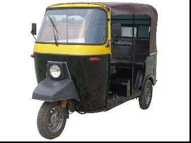 LY150ZK-1(A) Passenger Tricycle(150cc,175cc,200cc)