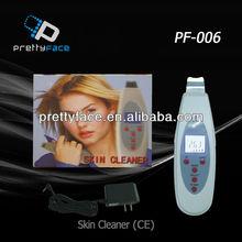 PF-006 Beauty equipment .Skin cleaner (CE),skin care home use beuaty equipment