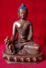 Medicine buddha - The Great Healer Medicine Buddha Tibetan Nepal Statue