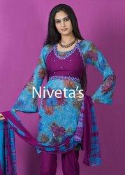 Punjabi Suit design