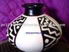 Chulucanas ceramic Vase Peru