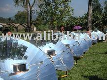 Solar Heat Stove