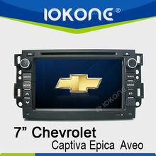 "7"" Touch Screen Car DVD GPS for Chevrolet Captiva/EPICA/AVEO"