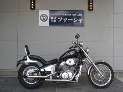 Used Japanese Motorcycle Honda Steed 400