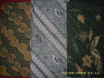Batik Lawasan Fabric