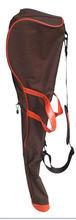 PU Leather Golf Gun Bag